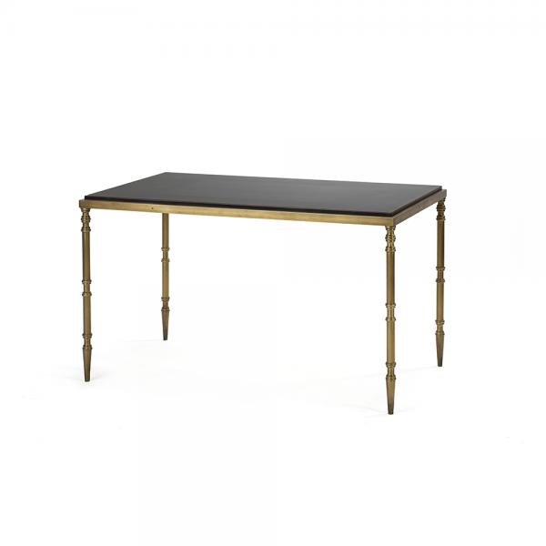 Brass Coffee Table #3-020