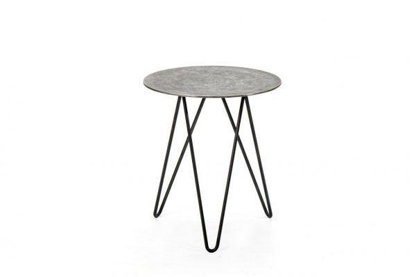 שולחן קפה בסגנון בוהו שיק