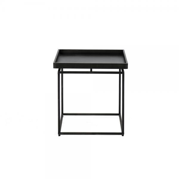 שולחן צד עם מגש מרחף #3-027