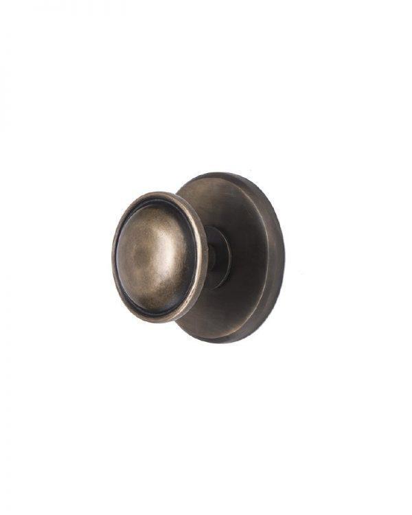 #5-108 כפתור אחיזה סטטי על פלטה