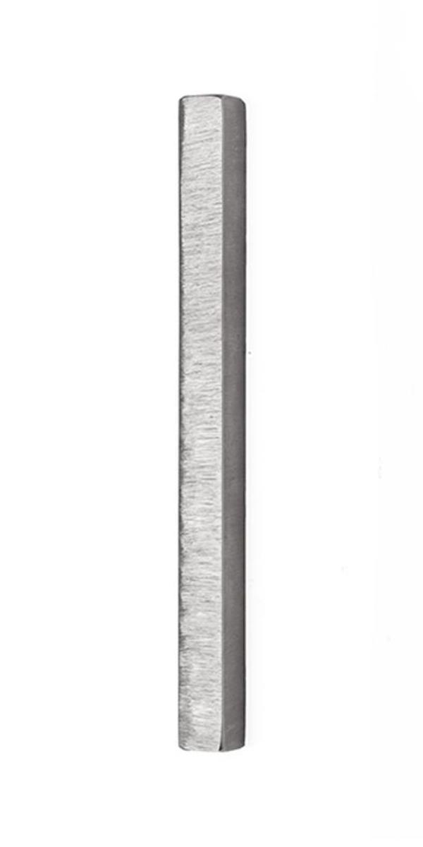 """מזוזה מרובעת עם טקסטורה #9-556 לקלף 20 ס""""מ"""