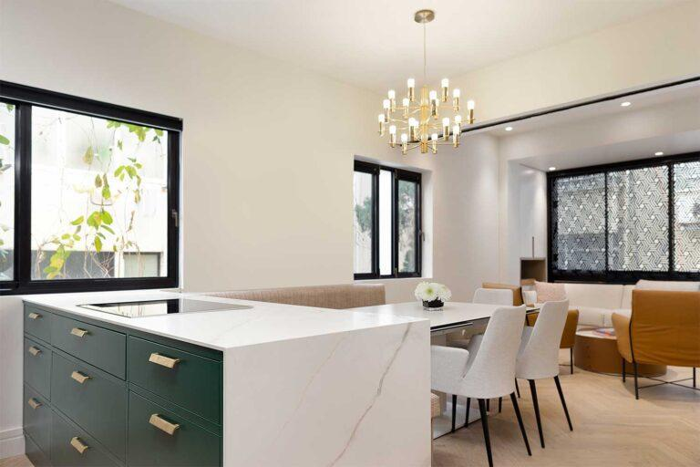 דירת מגורים במרכז תל אביב